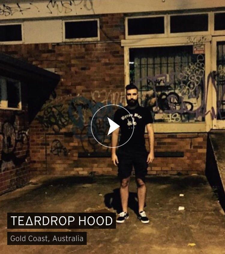 TearDrop Hood | triple j Unearthed