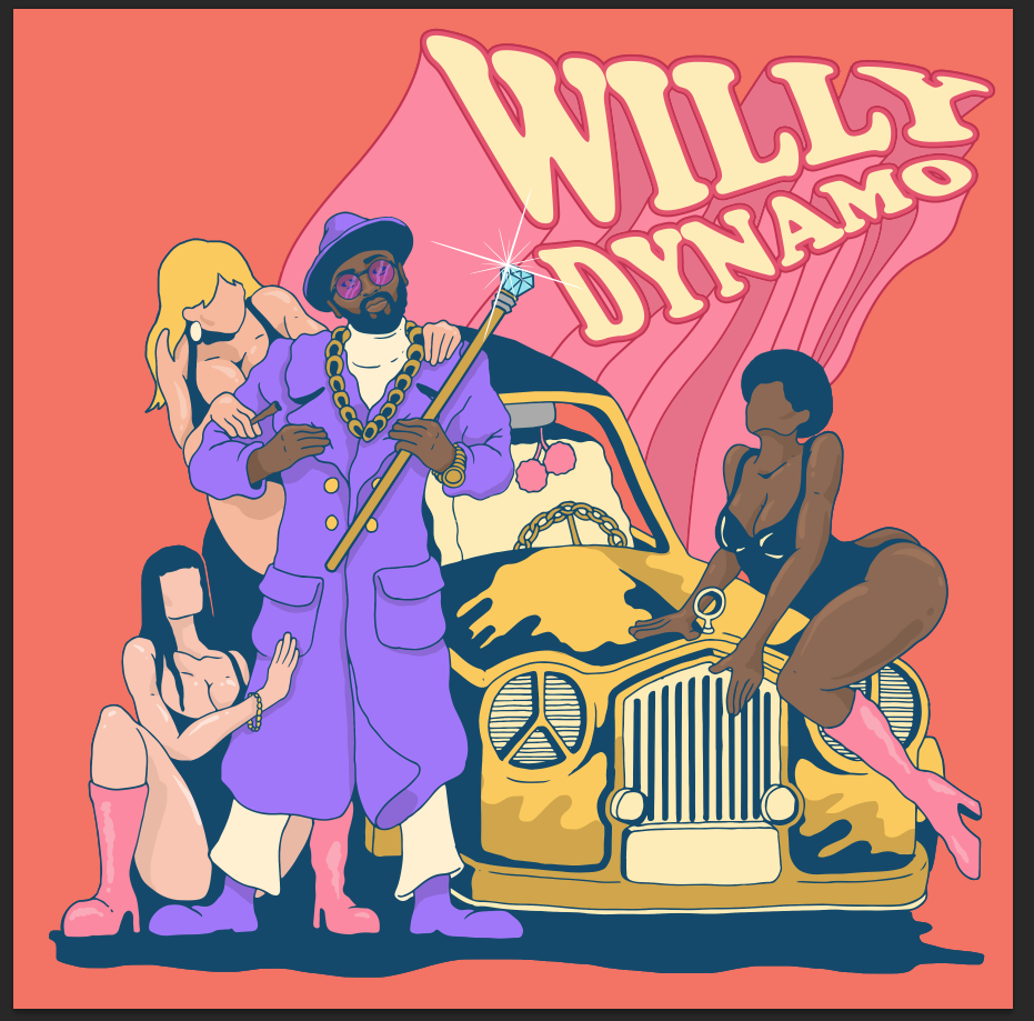 Willy Dynamo | triple j Unearthed