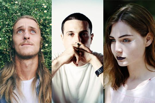 triple j Unearthed's 10 Quiet Achievers of 2015