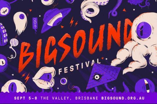 Here's our 2017 BIGSOUND showcase lineup!