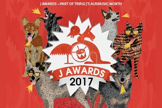Meet your 2017 Unearthed J Award nominees for Artist Of The Year!