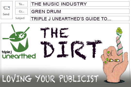 The Dirt: Loving Your Publicist