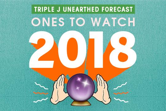 Ones To Watch: 2018