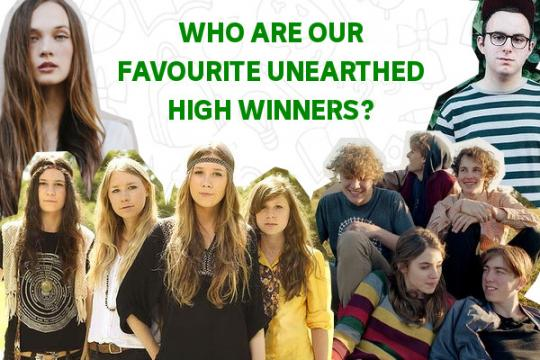 Who Are Our Favourite Unearthed High Winners?