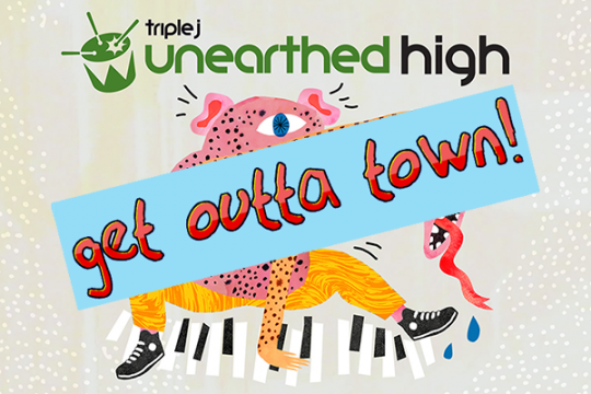 Get Outta Town! Regional teens killing it in Unearthed High