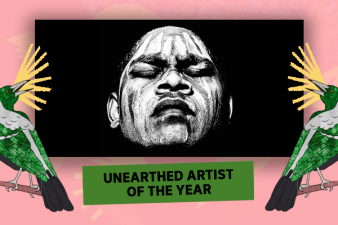 JK-47 wins Unearthed Artist of the Year!