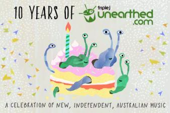 10 years of triplejunearthed.com.