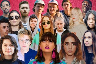 The 50 Most Played Artists on Unearthed in 2016