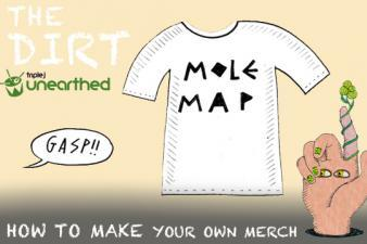 How to make your own merch!