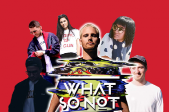 Meet your What So Not comp winners!