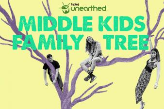 Middle Kids Family Tree