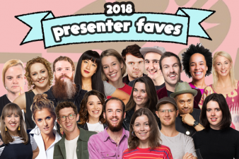 Presenter Faves - triple j presenters favourite songs on Unearthed this year!