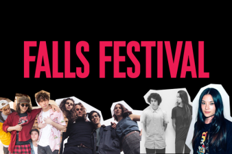Meet the acts opening up Falls Fest for Unearthed!