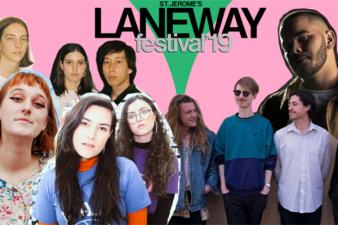 Laneway Unearthed Winners!