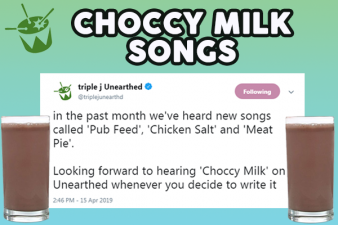 Choccy Milk Songs