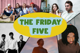 The Friday Five! 07/06/19