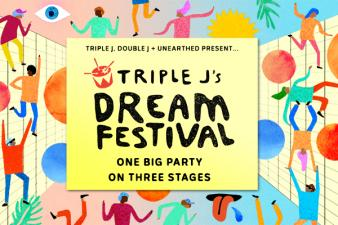 triple j's Dream Festival 2019