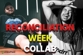 Reconciliation Week Collab 2019: Dallas Woods x HVWKS