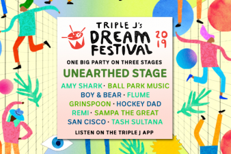 Dream Festival Set Times