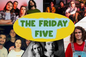 The Five Best Songs of the Week!