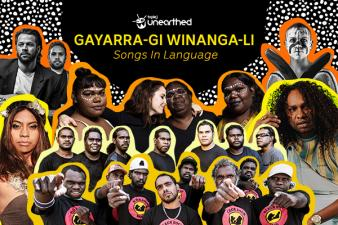 Gayarra-Gi Winanga-Li: Songs in Language on triple j Unearthed