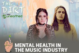 The Dirt: Mental health in the music industry