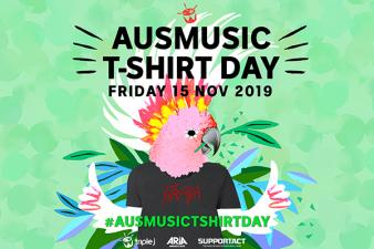 Our Fave Band Shirts from Unearthed this #AUSMUSICTSHIRTDAY
