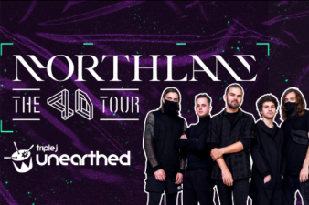 Meet the winners of our epic Northlane regional tour comp!