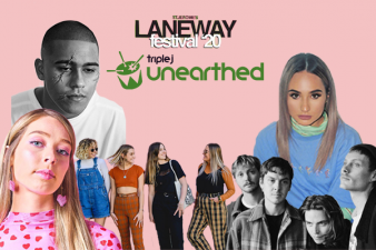 Meet your Laneway x Unearthed 2020 comp winners