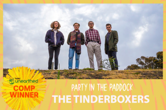 The Tinderboxers take out Party In The Paddock comp!