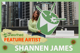 Feature Artist: Shannen James