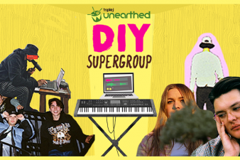 Meet our DIY Supergroup finalists!