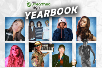 Unearthed High Yearbook: 2020