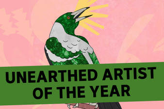 Your J Award Unearthed Artist of the Year nominees!