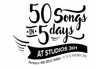 50 Songs 5 Days