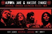 Aurora Jane & Massive Change