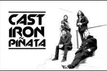 Cast Iron Pinata