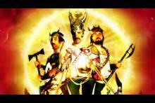Sun God Replica