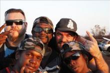 The Yawada Crew ft. The Desert Pea Mob