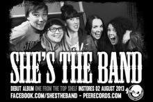 She's The Band