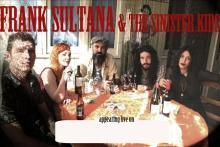 Frank Sultana and the Sinister Kids