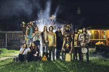 Dr Piffle & the Burlap Band