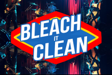 Bleach It Clean