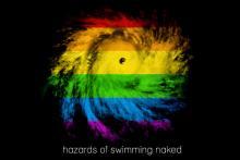 Hazards of Swimming Naked