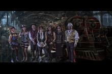 Littmus Steampunk Band
