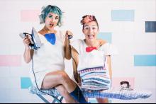 The Ironing Maidens