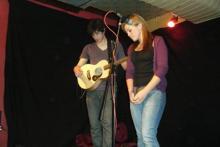 Gemma and John