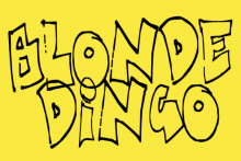 Blonde Dingo