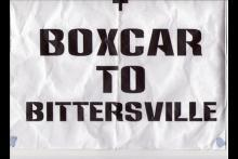 Boxcar To Bittersville