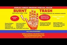 Burnt Trash